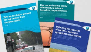 CSIRO 'big issues' papers